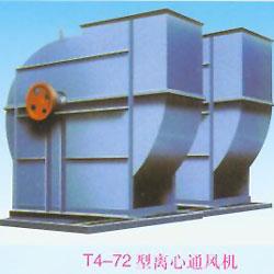 T4-72型离心通风机
