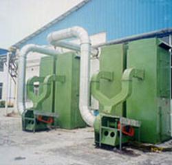 WDC/NDC系列单机柜式除尘器